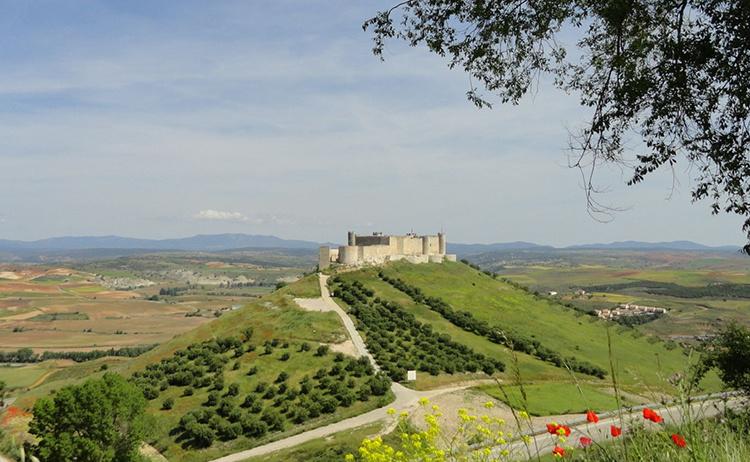 En el castillo de Jadraque nació Mencía de Mendoza