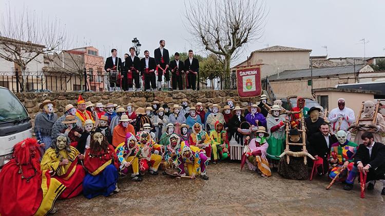 Salmerón rinde homenaje a las Botargas en el primer encuentro provincial