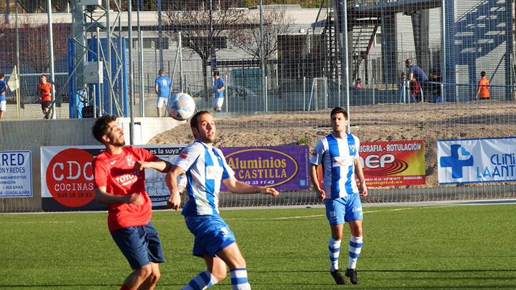 Nueva Victoria Del Hogar Alcarreno 3 0 Henares Al Dia