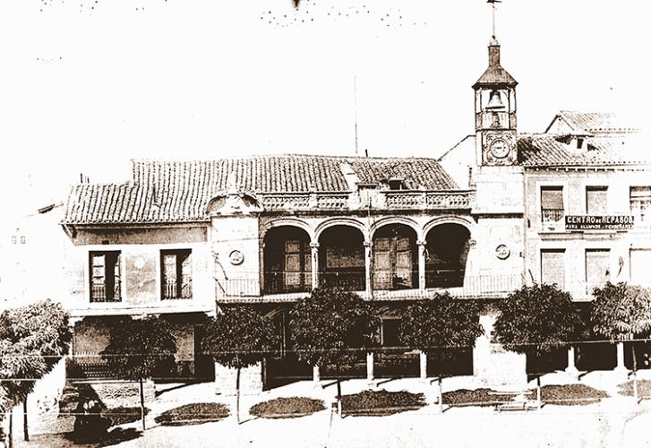 Ayuntamiento de Guadalajara, en tiempos de don Román Atienza