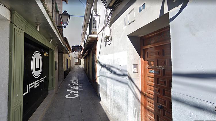 Calle Bardales de Guadalajara (Foto: Google)