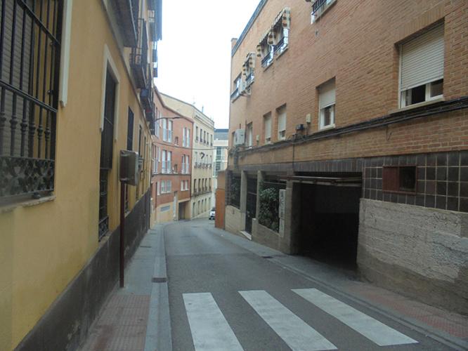 Calle de la Sinagoga