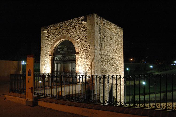 Torreón del Alvar Fáñez