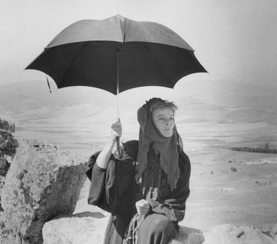Katharine Hepburn, la estrella de Atienza