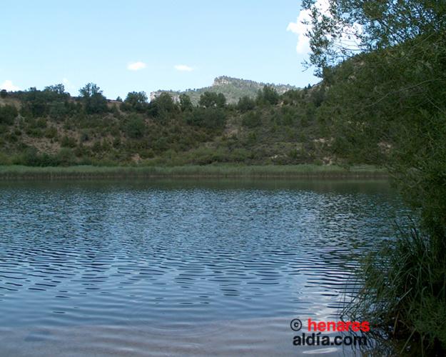 La Laguna de Taravilla