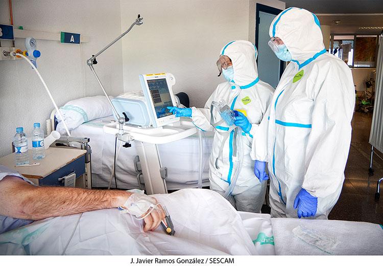 COVID19: Guadalajara registra un centenar de casos más y tres nuevos fallecidos