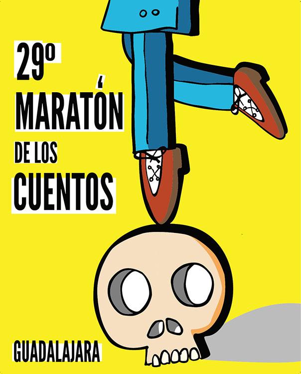 El Maratón de los Cuentos avanza en la programación que se aplaza a septiembre