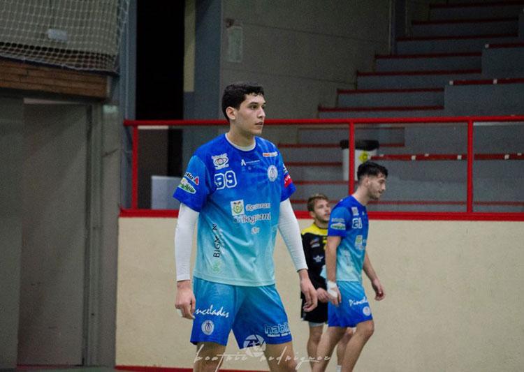 Ismael El Korchi cierra la plantilla del Quabit BM Guadalajara para la próxima temporada