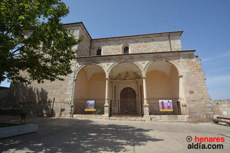 Los Remedios fue el templo conventual del convento homónimo