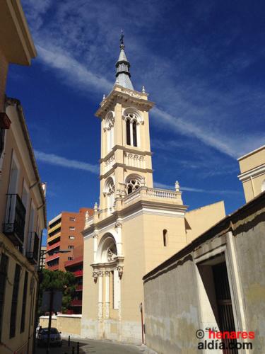 La antigua ermita de San Sebastián se encontraba en la calle homónima