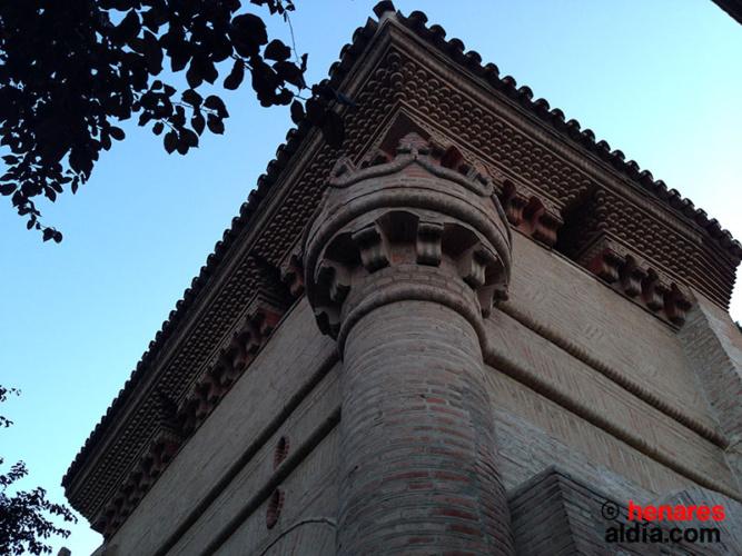 La capilla de Luis de Lucena es lo que queda de la iglesia de San Miguel