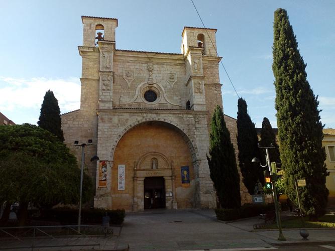La actual parroquia de San Ginés era la iglesia conventual del monasterio de Santo Domingo