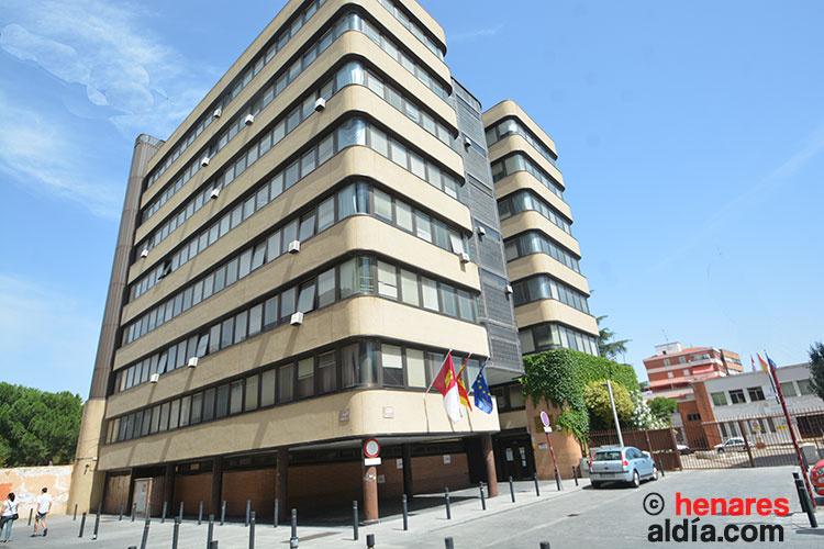 El palacio de los Labastida se ubicada donde hoy se encuentra en el edificio de los juzgados