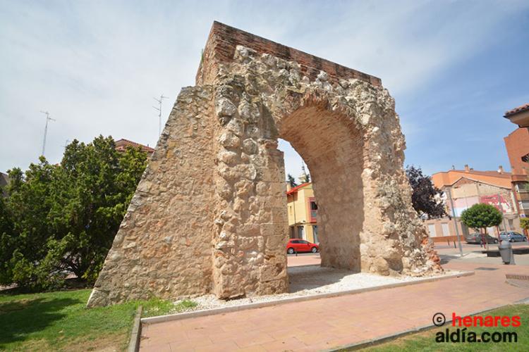 Puerta de Bejanque, uno de los pocos accesos de la muralla que aún se pueden contemplar