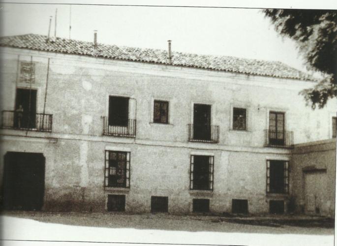 Palacio de los Labastida, hoy derruido y se encuentran los Juzgados