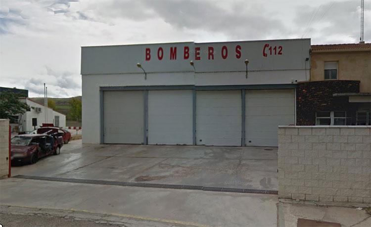 Parque de Bomberos de Molina. (Foto: Google Maps)