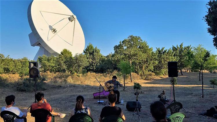 Lichis cierra el ciclo cultural 'Un Verano Excepcional' en Yebes y Valdeluz