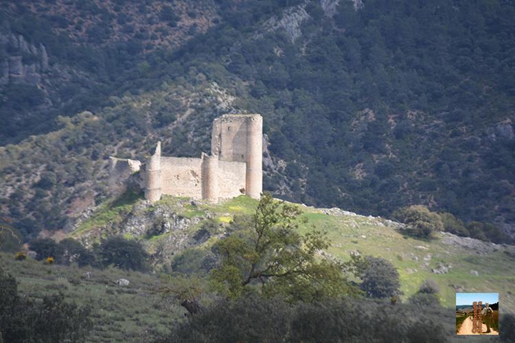 Castillo de Anguix, en Sayatón