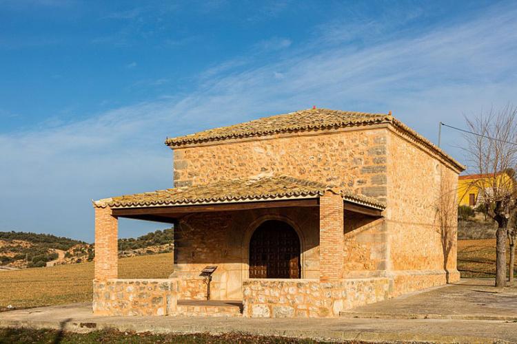 Solanillos del Extremo.- Ermita de Santa Bárbara