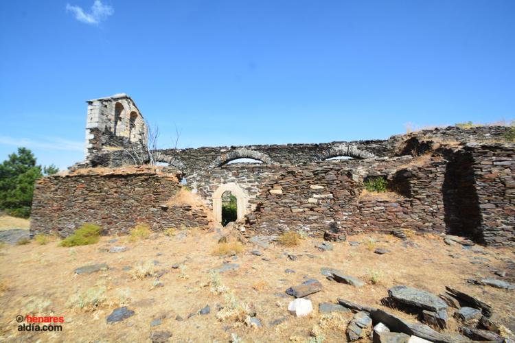 Ruinas de Santa María del Vado