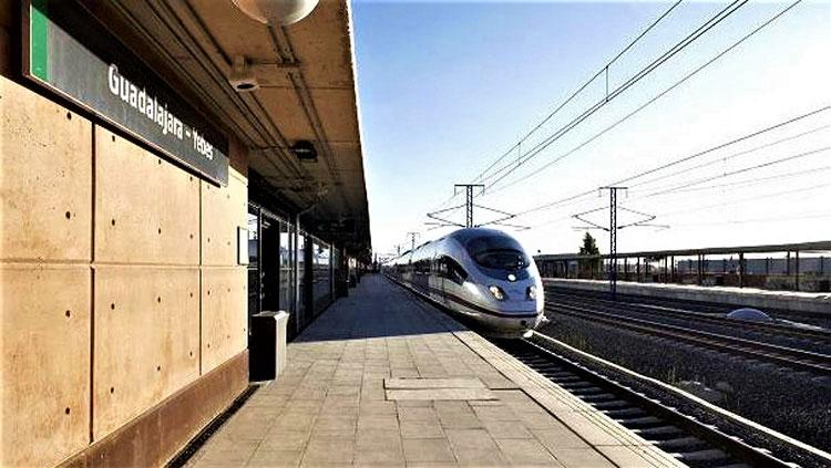 Yebes pide que se declare Servicio Público el tramo de Alta Velocidad Madrid-Guadalajara/Yebes