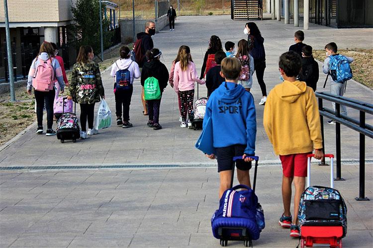 El CEIP 'Jocelyn Bell' de Valdeluz inicia el curso 2020-2021 con 430 alumnos, un 15% más que el año pasado