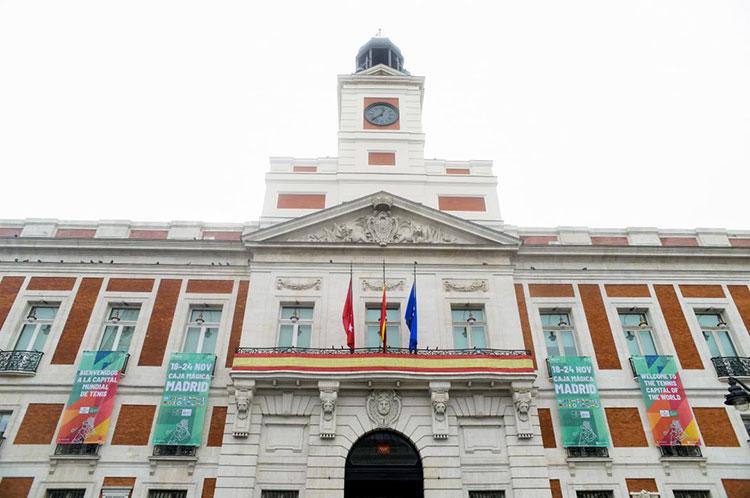 La cita tendrá lugar en la real Casa de Correos, en la Puerta del Sol, sede de la Comunidad de Madrid