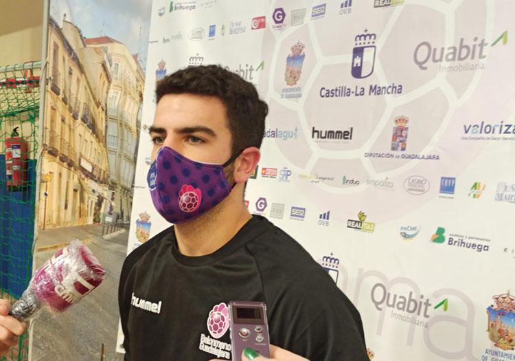El Quabit BM Guadalajara busca hacerse fuerte en casa frente a un aguerrido Helvetia Anaitasuna