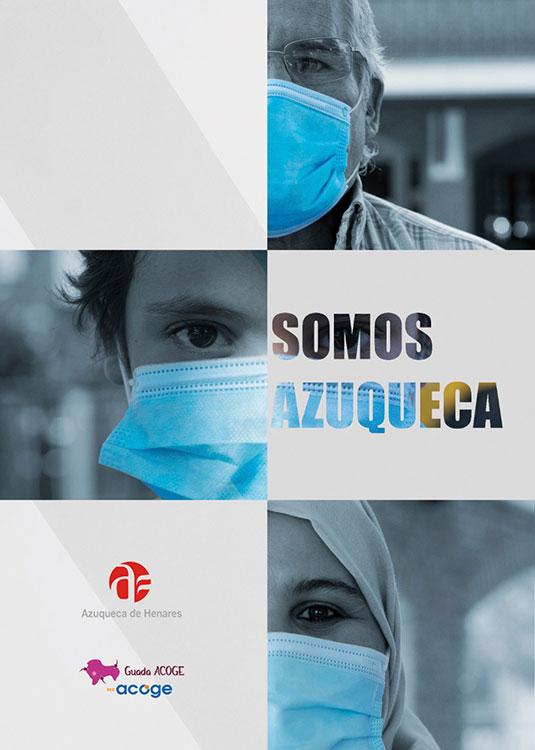 Ayuntamiento y Guada Acoge lanzan la campaña 'Somos Azuqueca'
