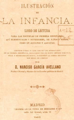 La Infancia, primero de los libros de la extensa producción de García Avellano