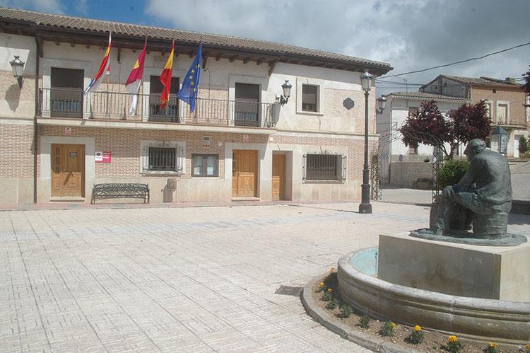 Tórtola de Henares, pueblo natal de don Narciso García Avellano