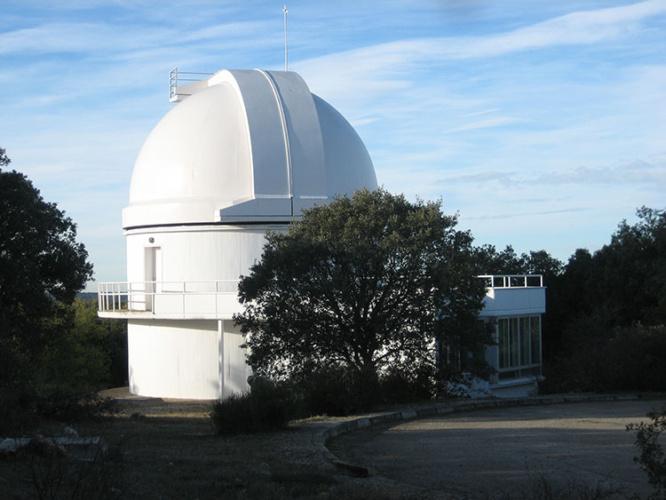 Centro astronómico de Yebes. Foto IGN