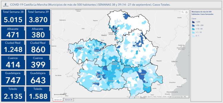https://castillalamancha.maps.arcgis.com/apps/opsdashboard/index.html#/5c3854d1e02b44e6a0084bbc553567c1