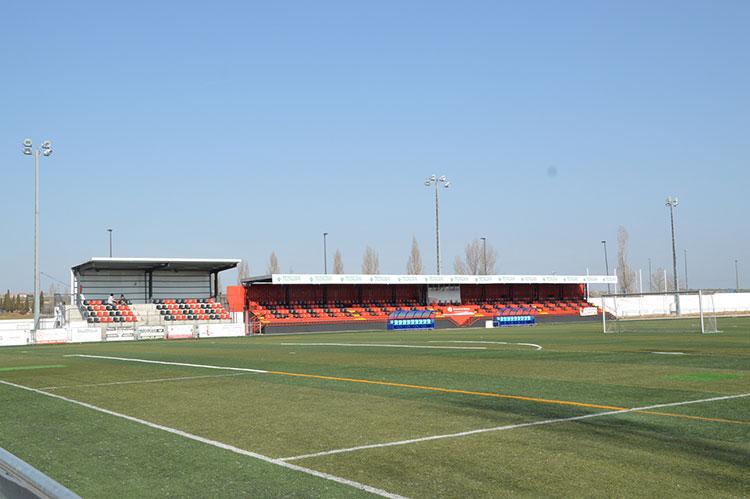 El Ayuntamiento de Azuqueca invierte 164.976,24 euros en mejoras en el campo de fútbol del San Miguel