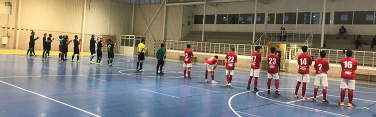 FS Pozo de Guadalajara se dejó el partido ante el Horche (11-1)