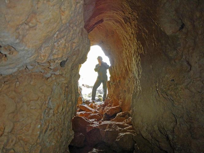 Cueva de Los Torrejones (Tamajón)