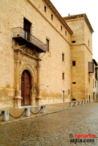 Palacio Ducal de Pastrana (s. XVI).