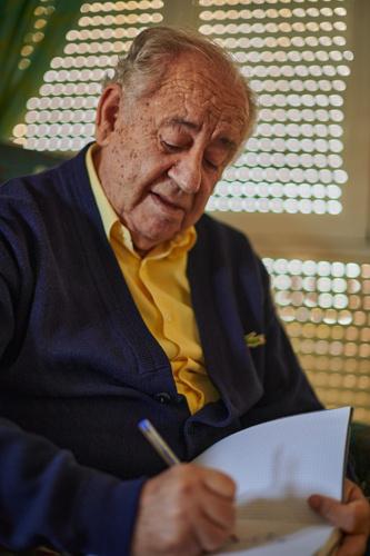 Luis García Pérez ganador Río Ungría 2020 (foto Pepe J Galanes)