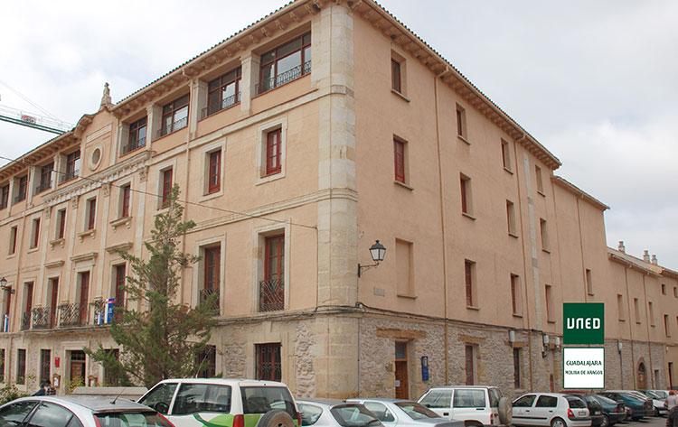 Aula de Molina de Aragón .Foto: Centro asociado de la UNED en Guadalajara