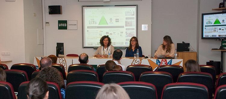 Foto: Centro asociado de la UNED en Guadalajara