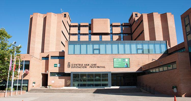 El Centro San José acoge la sede de la UNED en Guadalajara. Foto: Centro asociado de la UNED en Guadalajara