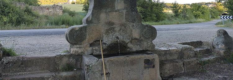 Fuente del Abanico. Foto de Jorge Sopeña