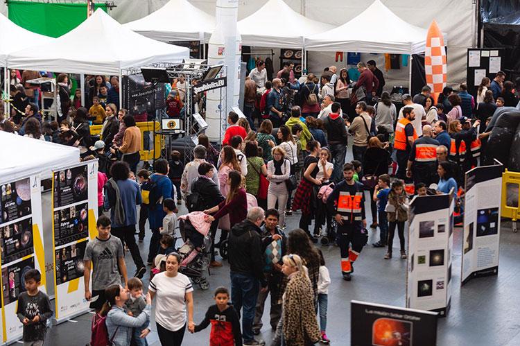 Yebes cancela la sexta edición de Expoastronómica'21 que se iba a celebrar en marzo