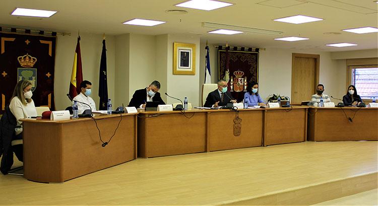 Yebes tendrá un presupuesto de 4,1 millones de euros priorizando las necesidades sociales