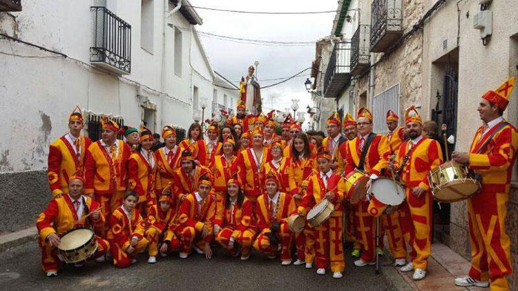 Las fiestas de San Blas en Albalate de Zorita