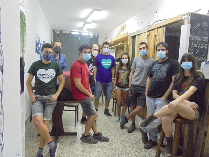 Centro social La Trenza