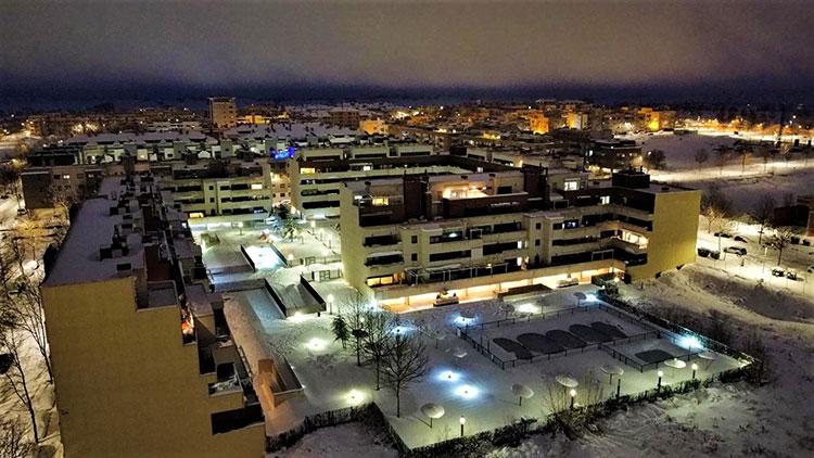 Yebes , el municipio que más creció en 2019 con 4.189 habitantes