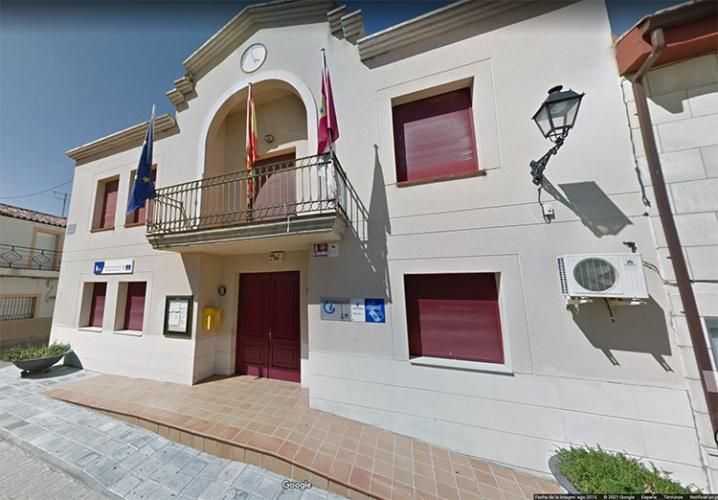 Ayuntamiento de Espinosa de Henares (Foto Google Maps)
