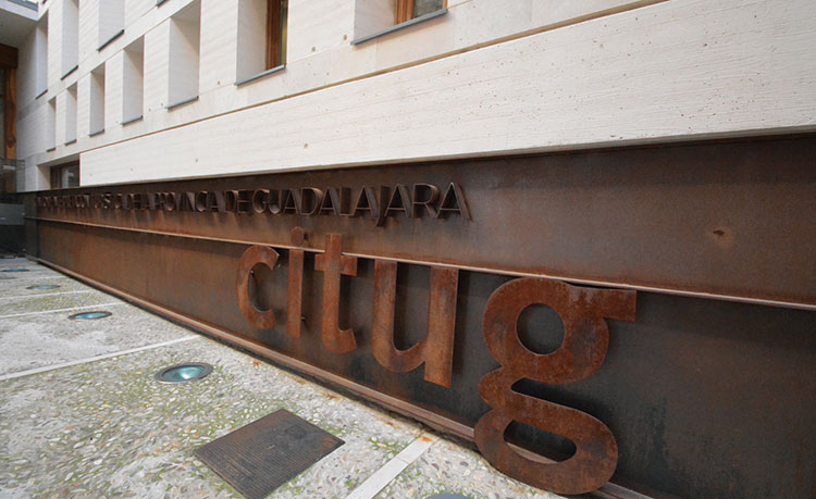 El Citug, proyecto habilitado por la Diputación de Guadalajara.
