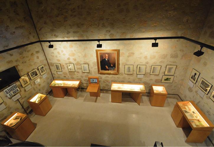 El del Viaje a la Alcarria es el primer museo en España dedicado a un libro.